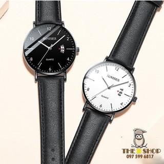đồng hồ nam dây da - đồng hồ nam dây da 11 thumbnail
