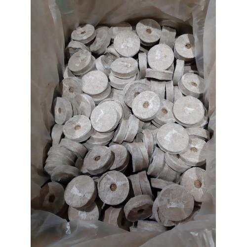 sét 50 Viên Nén Ươm Hạt Xơ Dừa ươm kei lan- hạt giống