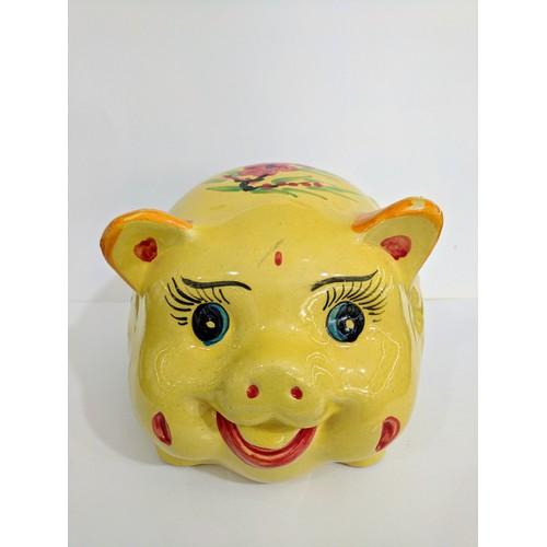 Lợn sứ Bát Tràng tiết kiệm