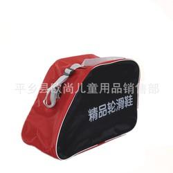 Túi Đựng Giày Trượt Patin Màu Đỏ Đen