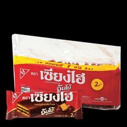 Bịch bánh xốp phủ chocolate JacknJill Sanghai Jumbo Thailand