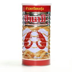 Snack tôm Hanami lon 110g