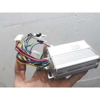 Điều tốc động cơ 3 pha BLDC 24V-250 350W - icdn24350 thumbnail