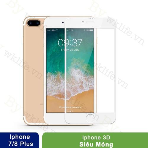 Cường Lực 3D iPhone 7 Plus