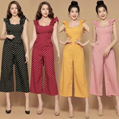 Jumpsuit nữ thời trang - 7232494 , 13923545 , 15_13923545 , 135000 , Jumpsuit-nu-thoi-trang-15_13923545 , sendo.vn , Jumpsuit nữ thời trang