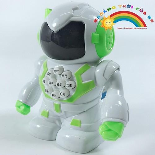 Robot Cảm Ứng Chạy Pin