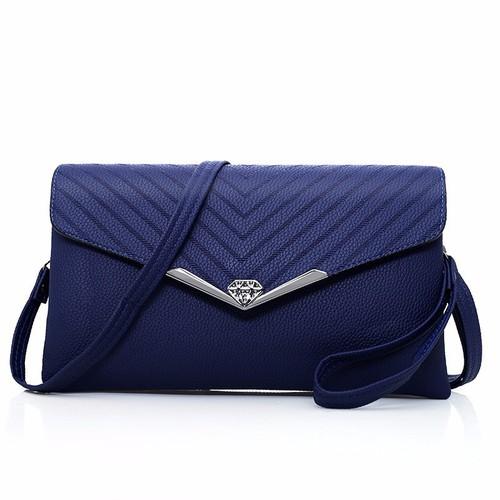 Túi đeo chéo kết hợp đeo vai kiểu diamond KDR-TDC205 Kodoros