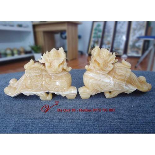 Cặp tỳ hưu phong thủy để bàn đá canxit tự nhiên vàng cà rốt size lớn, hợp mệnh thổ, kim - 7216817 , 13912752 , 15_13912752 , 4500000 , Cap-ty-huu-phong-thuy-de-ban-da-canxit-tu-nhien-vang-ca-rot-size-lon-hop-menh-tho-kim-15_13912752 , sendo.vn , Cặp tỳ hưu phong thủy để bàn đá canxit tự nhiên vàng cà rốt size lớn, hợp mệnh thổ, kim