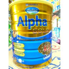 Sữa Bột Vinamilk Dielac Alpha Gold 3 1 5Kg - alpha gold 3 15kg