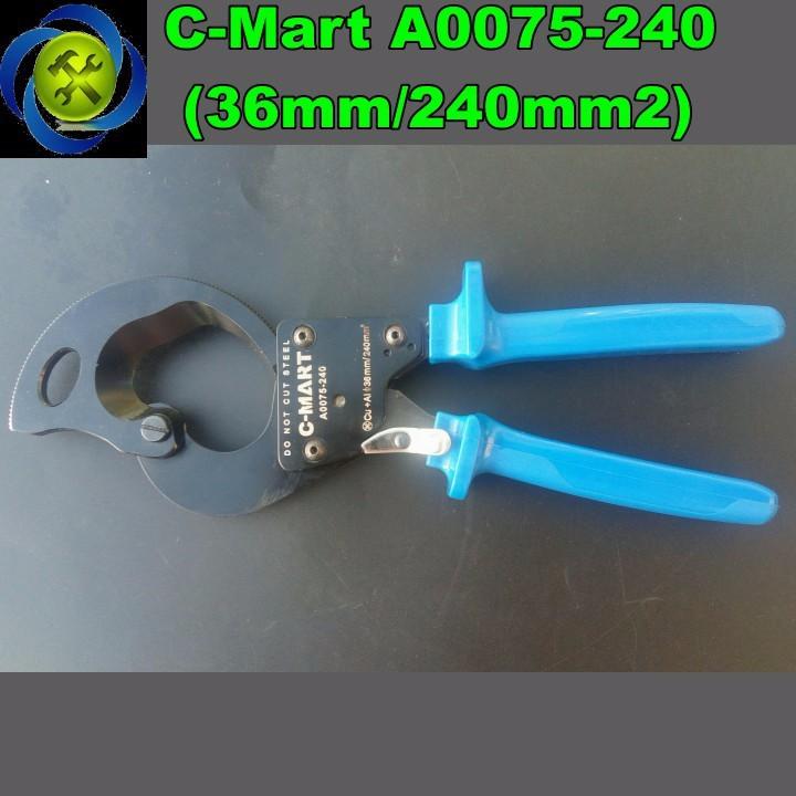 Kềm cắt cáp tự động C-Mart A0075-240 240mm2 1