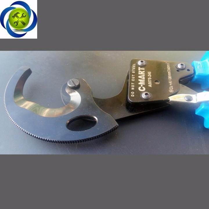 Kềm cắt cáp tự động C-Mart A0075-240 240mm2 3