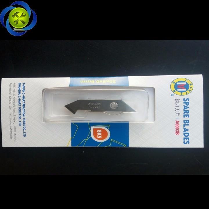 Lưỡi dao móc C-Mart A0003B 6 lưỡi 1