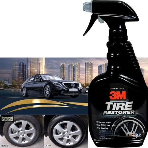 Phủ bảo dưỡng và làm mới lốp vỏ xe 3M™ Tire Restorer 473ml