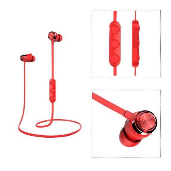 Tai nghe Bluetooth PKCB S508 cao cấp chống nước cho điện thoại, máy tính bảng PF137 3