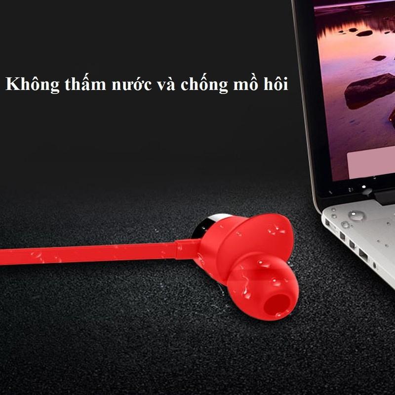 Tai nghe Bluetooth PKCB S508 cao cấp chống nước cho điện thoại, máy tính bảng PF137 5