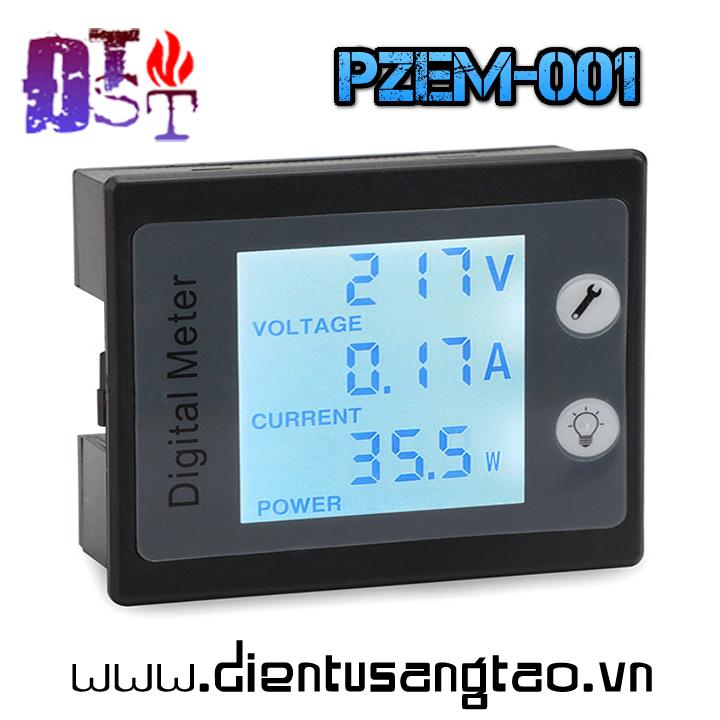 Công tơ điện tử PZEM-001