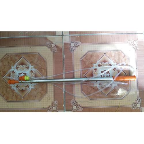 Cần phun tưới dài 360cm có thể điều chỉnh chiều dài của cần cho máy bơm mini