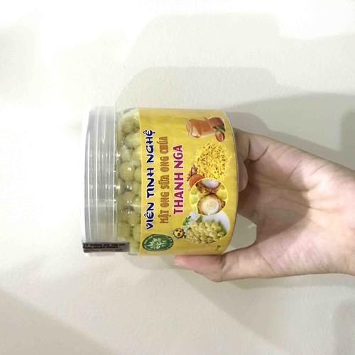 Viên tinh bột nghệ mật ong sữa ong chúa Thanh Nga 250gr