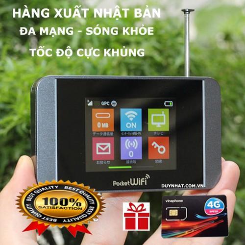 Router Phát Wifi Pocket 304HW - Bộ Phát Wifi -Cục Phát Wifi