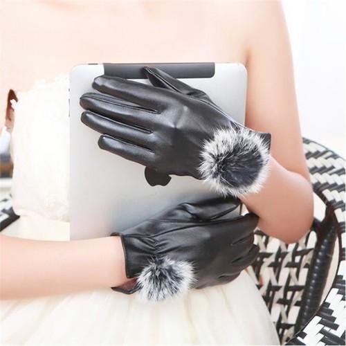 Găng tay da lót lông cảm ứng điện thoại - Nữ - 7232975 , 13923930 , 15_13923930 , 99000 , Gang-tay-da-lot-long-cam-ung-dien-thoai-Nu-15_13923930 , sendo.vn , Găng tay da lót lông cảm ứng điện thoại - Nữ