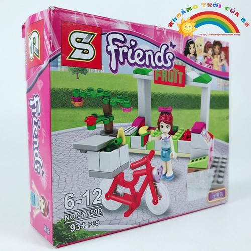 Lắp Ghép Friends Sy759