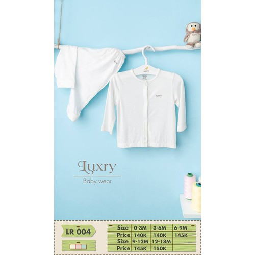 Quần áo trẻ em vải sợi tre Luxry - dài cài thẳng - 7249797 , 13937021 , 15_13937021 , 145000 , Quan-ao-tre-em-vai-soi-tre-Luxry-dai-cai-thang-15_13937021 , sendo.vn , Quần áo trẻ em vải sợi tre Luxry - dài cài thẳng