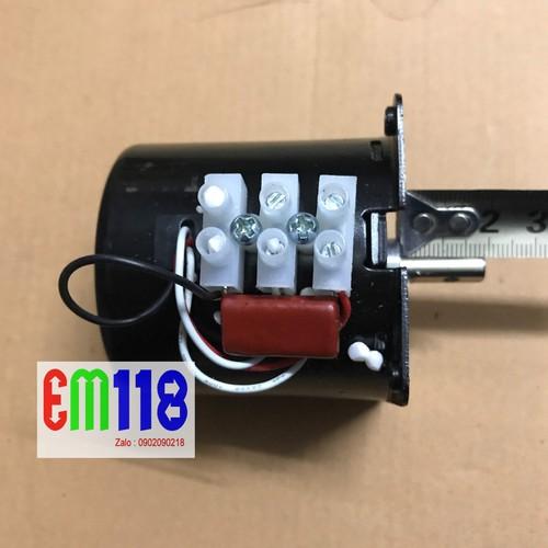 Động cơ giảm tốc 220V 14W ứng dụng cho lò quay gà vịt máy ấp trứng - 4627466 , 13937366 , 15_13937366 , 205000 , Dong-co-giam-toc-220V-14W-ung-dung-cho-lo-quay-ga-vit-may-ap-trung-15_13937366 , sendo.vn , Động cơ giảm tốc 220V 14W ứng dụng cho lò quay gà vịt máy ấp trứng