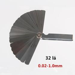 Thước căn lá 0.02-1.0mm