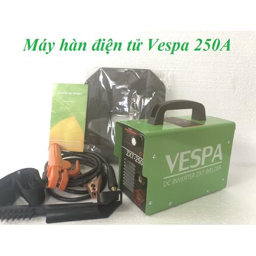 Máy hàn que điện tử ZX7-250A VESPA - may han dien tu - máy hàn que