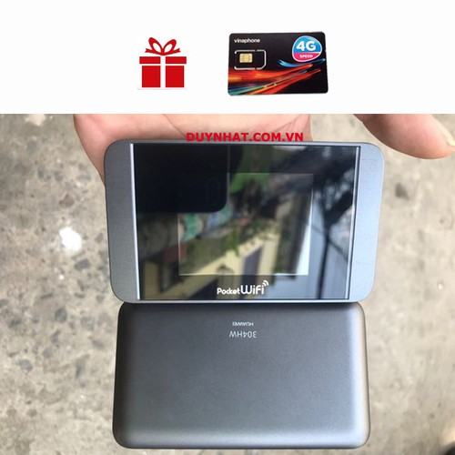 Router Wifi Pocket 304HW - Bộ Phát Wifi Bán Chạy Nhất 2018
