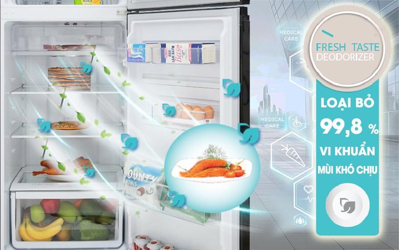 Hệ thống Fresh Taste - Tủ lạnh Electrolux Inverter 318 lít ETB3400HH