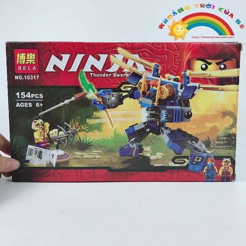 Lắp Ghép Ninja No.10317