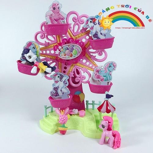 Pony Công Viên Vòng Đu Quay