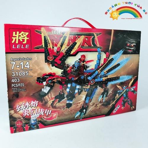 Lắp Ghép Ninja 31085