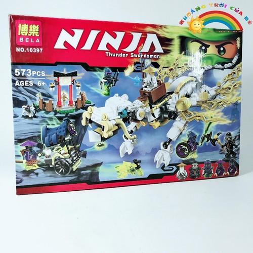 Lắp Ghép Ninja 10397