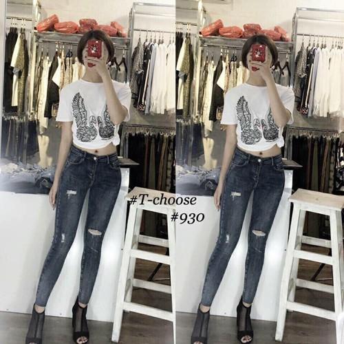 Quần jeans nữ rẻ đẹp chất lượng - 7233938 , 13924463 , 15_13924463 , 155000 , Quan-jeans-nu-re-dep-chat-luong-15_13924463 , sendo.vn , Quần jeans nữ rẻ đẹp chất lượng