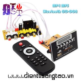 Mạch giải mã MP3 MP4 MP5 Bluetooth CD-002 - KST-781 thumbnail