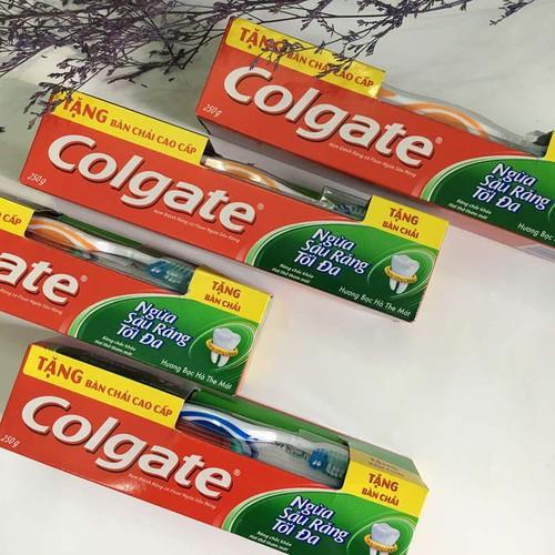 Kem đánh răng Colgate ngừa sâu răng tối đa 250g - 4626696 , 13931525 , 15_13931525 , 40000 , Kem-danh-rang-Colgate-ngua-sau-rang-toi-da-250g-15_13931525 , sendo.vn , Kem đánh răng Colgate ngừa sâu răng tối đa 250g