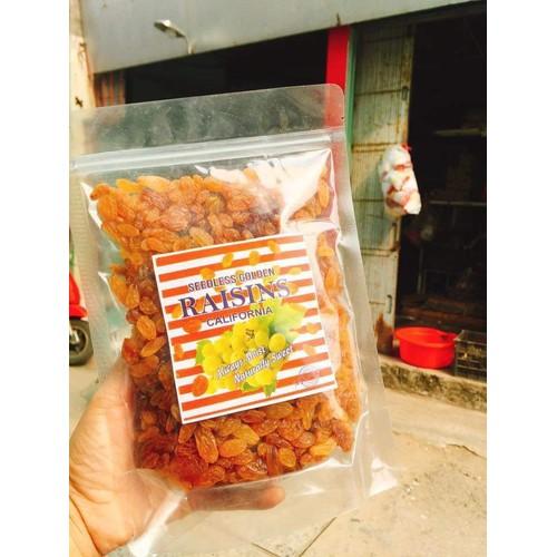 1kg nho khô vàng Ấn Độ
