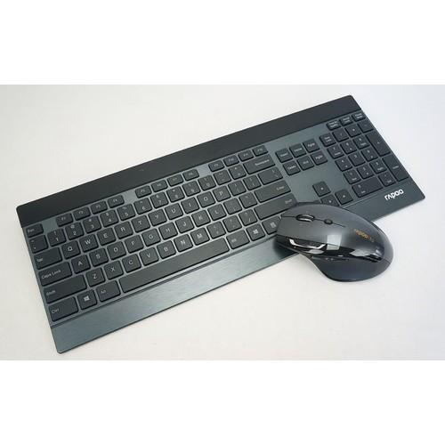 Bộ phím chuột không dây Rapoo 8900P