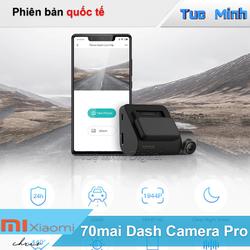 Camera hành trình 70mai Dash Cam Pro - Bản quốc tế - 70maiproQ