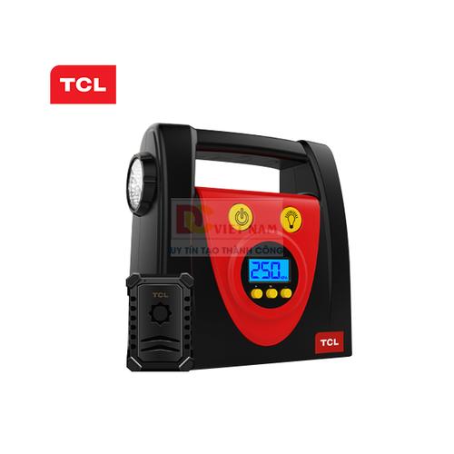 Máy bơm lốp ô tô tự ngắt TCL TB3 - BH 1 Năm