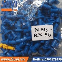 Khởi thủy 2 đầu 5ly RN 5ly nối ống PVC