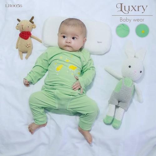 Quần áo trẻ em vải sợi tre Luxry - dài cài vai - 7241104 , 13930199 , 15_13930199 , 155000 , Quan-ao-tre-em-vai-soi-tre-Luxry-dai-cai-vai-15_13930199 , sendo.vn , Quần áo trẻ em vải sợi tre Luxry - dài cài vai