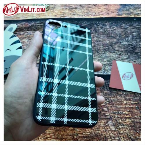 Ốp lưng Iphone 7 Plus Iphone 8 Plus họa tiết caro giả vải mặt kính cường lực - 7257243 , 13942486 , 15_13942486 , 90000 , Op-lung-Iphone-7-Plus-Iphone-8-Plus-hoa-tiet-caro-gia-vai-mat-kinh-cuong-luc-15_13942486 , sendo.vn , Ốp lưng Iphone 7 Plus Iphone 8 Plus họa tiết caro giả vải mặt kính cường lực