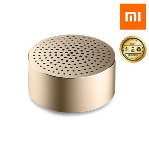 Loa nghe nhạc Xiaomi Mi Bluetooth Speaker Mini - Vàng - 7247549 , 13935393 , 15_13935393 , 399000 , Loa-nghe-nhac-Xiaomi-Mi-Bluetooth-Speaker-Mini-Vang-15_13935393 , sendo.vn , Loa nghe nhạc Xiaomi Mi Bluetooth Speaker Mini - Vàng