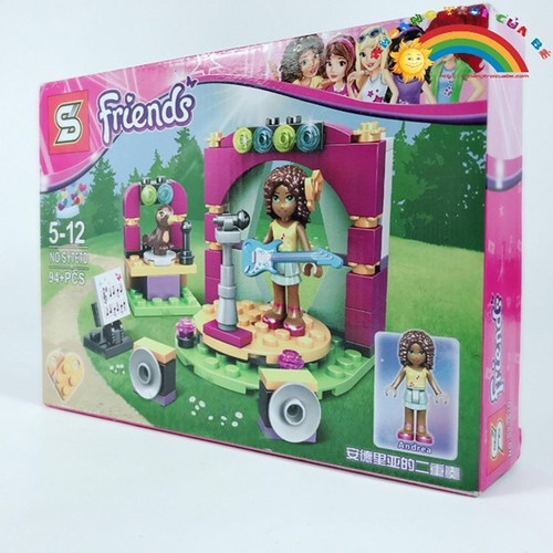 Lắp Ghép Friends Sy767