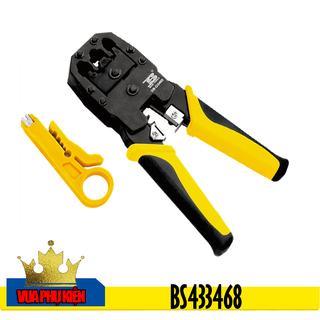 Kìm Nhấn Mạng Bosi Tool BS433468 4P. 6P. 8P - BS433468 thumbnail