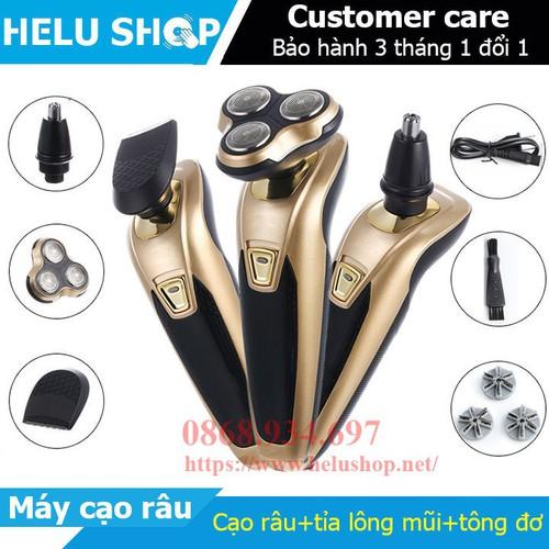 Máy cạo râu đa năng thông minh 3 lưỡi sạc điện mini giá rẻ chính hãng - 7256054 , 13941743 , 15_13941743 , 250000 , May-cao-rau-da-nang-thong-minh-3-luoi-sac-dien-mini-gia-re-chinh-hang-15_13941743 , sendo.vn , Máy cạo râu đa năng thông minh 3 lưỡi sạc điện mini giá rẻ chính hãng