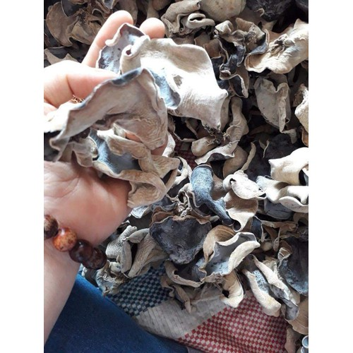 Mộc nhĩ đen sạch khô 1kg